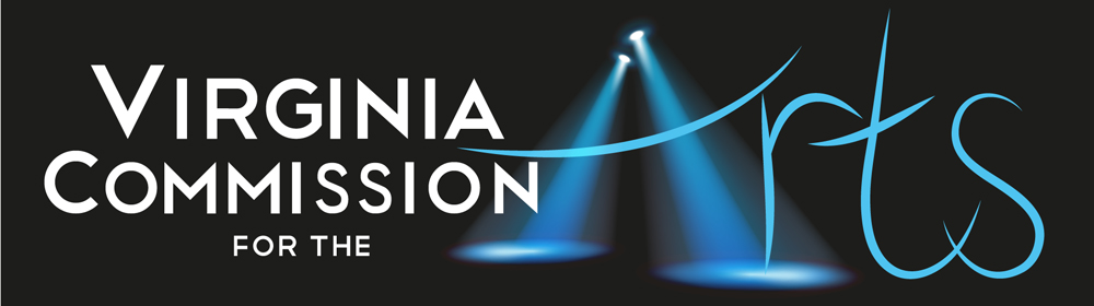 Image result for virginia commission for the arts logo