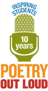 Poetry Out Loud | Logo
