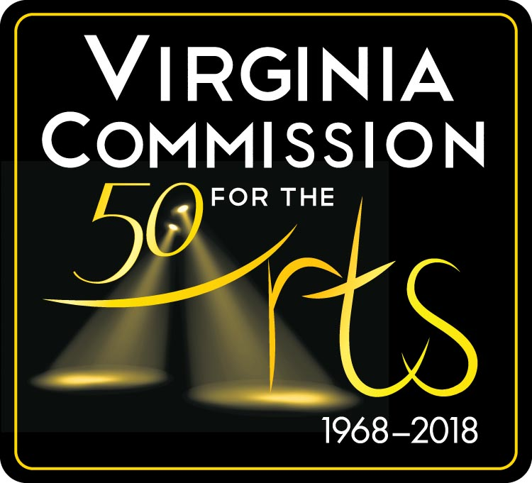 The 50 for 50 Arts Inspiration Awards | Logo